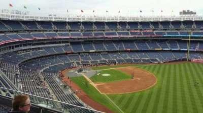 Yankee Stadium, vak: 409, rij: 3, stoel: 4