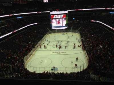 Capital One Arena, vak: 426, rij: E, stoel: 12-13