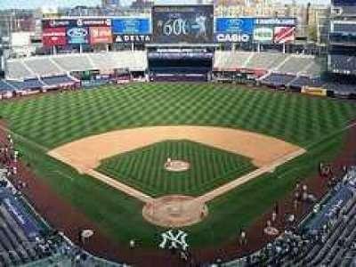 Yankee Stadium, vak: Upper Deck