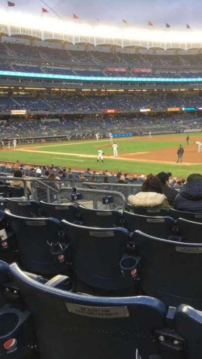 Yankee Stadium, vak: 13