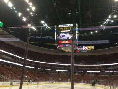 Honda Center, vak: 228, rij: B, stoel: 2