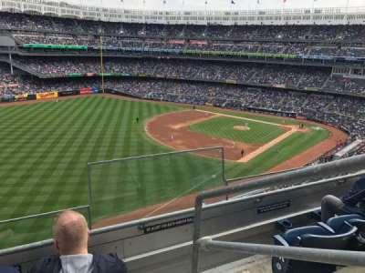 Yankee Stadium, vak: 331, rij: 3, stoel: 1