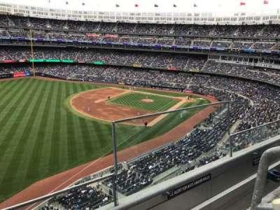 Yankee Stadium, vak: 331, rij: 2, stoel: 1