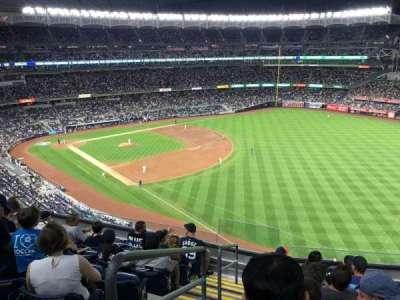 Yankee Stadium, vak: 309, rij: 7, stoel: 23