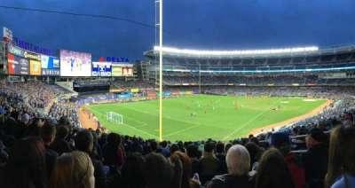 Yankee Stadium, vak: 232a, rij: 14, stoel: 3