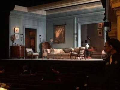 Hudson Theatre, vak: Orch, rij: N, stoel: 12