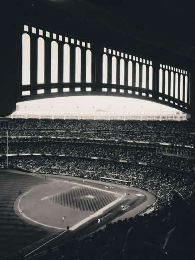 Yankee Stadium, vak: 430, rij: 13, stoel: 2