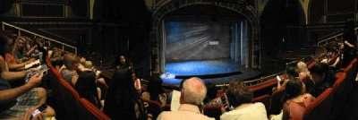 Broadway Theatre - 53rd Street, vak: FMEZC, rij: C, stoel: 111