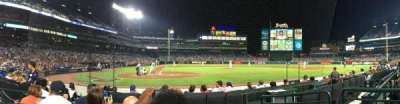 Turner Field, vak: 105R, rij: 4, stoel: 5