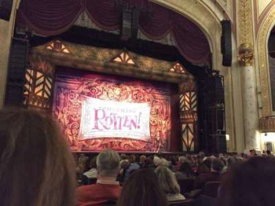 Proctor's Theatre, vak: Orch Ctr Lft, rij: E, stoel: 5