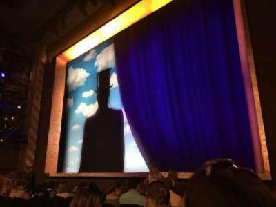 Lunt-Fontanne Theatre, vak: Orch, rij: J, stoel: 16