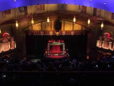 Fox Theatre (Atlanta), vak: SLA, rij: M, stoel: 113