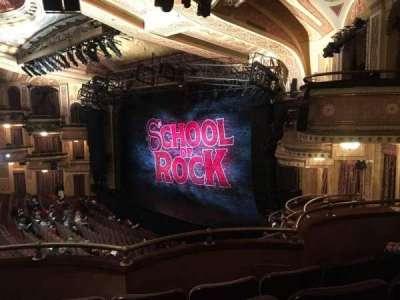 Winter Garden Theatre, vak: MEZZ, rij: D, stoel: 34