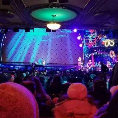 Palace Theatre (Broadway), vak: Orch, rij: ZZ, stoel: 122