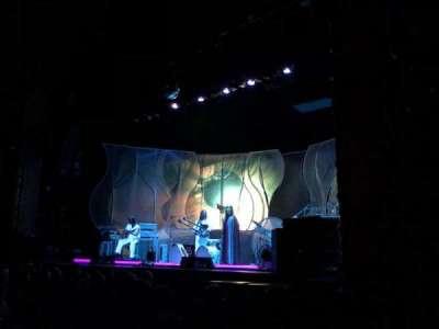 Pabst Theater, vak: 1RT, rij: F, stoel: 10