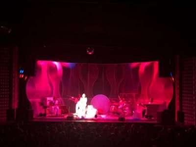 Pabst Theater, vak: 1CT, rij: W, stoel: 13