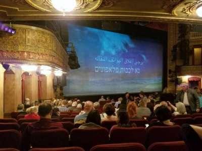 Ethel Barrymore Theatre vak Orchestra L