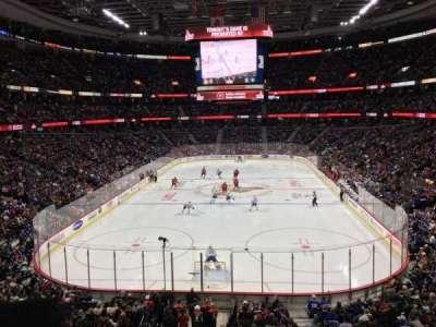 Canadian Tire Centre, vak: 215, rij: B, stoel: 6