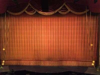 Imperial Theatre, vak: Mezzanine Right, rij: A, stoel: A1