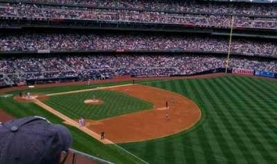 Yankee Stadium, vak: 311, rij: 2, stoel: 5