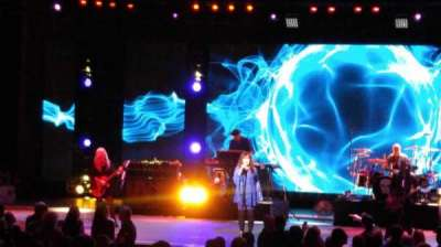 Saratoga Performing Arts Center, vak: 2, rij: S, stoel: 10