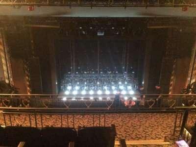 Lunt-Fontanne Theatre, vak: Mezz, rij: D, stoel: 101