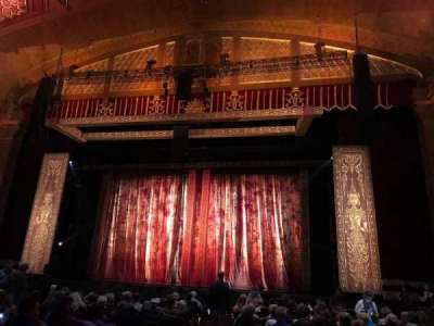 Fox Theatre (Atlanta), vak: ORCHRC, rij: P, stoel: 52