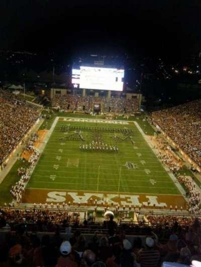 Texas Memorial Stadium, vak: 116