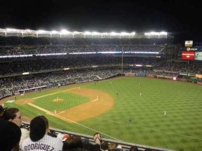 Yankee Stadium, vak: 311, rij: 10, stoel: 2