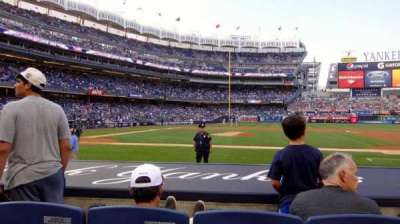 Yankee Stadium, vak: 016, rij: 7, stoel: 5