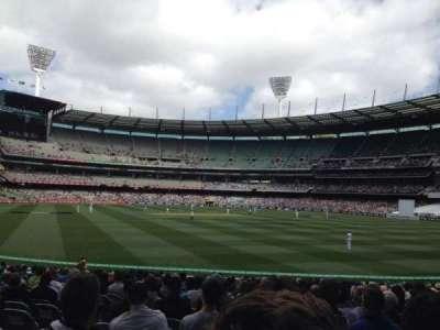 Melbourne Cricket Ground, vak: M7