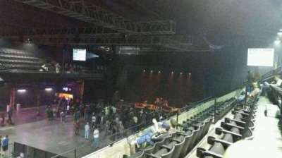 Revention Music Center, vak: 294, rij: D, stoel: 13