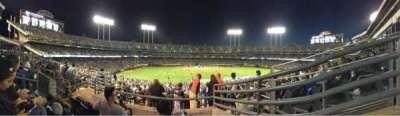 Oakland Alameda Coliseum, vak: 149, rij: 5, stoel: 7