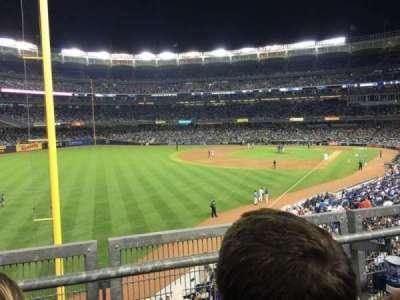 Yankee Stadium, vak: 232A, rij: 2, stoel: 9-10