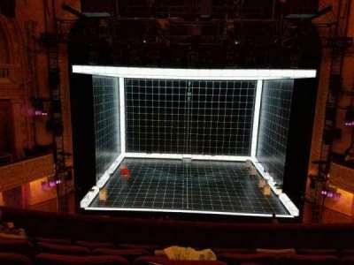 Ethel Barrymore Theatre vak Front Mezzanine C