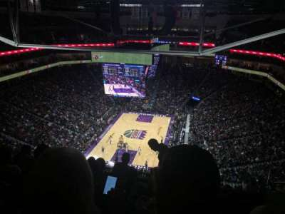 Golden 1 Center vak 211