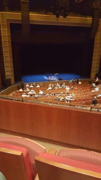 Cobb Energy Performing Arts Centre, vak: C-FTMZ, rij: B, stoel: 51