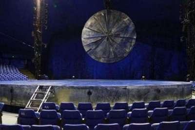 Cirque Du Soleil - Luzia, vak: 101, rij: D, stoel: 5