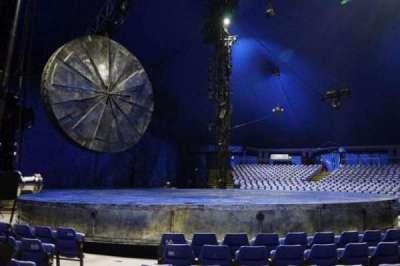 Cirque Du Soleil - Luzia, vak: 101, rij: E, stoel: 22
