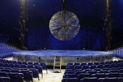 Cirque Du Soleil - Luzia, vak: 101, rij: G, stoel: 1