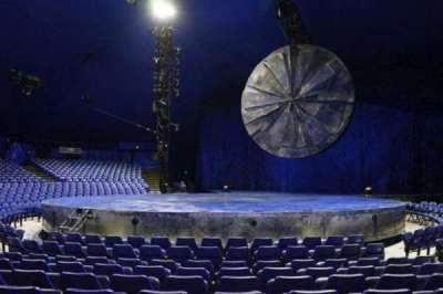 Cirque Du Soleil - Luzia, vak: 101, rij: G, stoel: 16