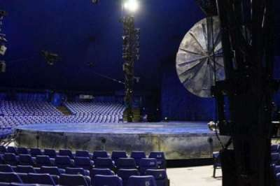 Cirque Du Soleil - Luzia, vak: 101, rij: G, stoel: 24