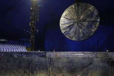 Cirque Du Soleil - Luzia, vak: 102, rij: BB, stoel: 8
