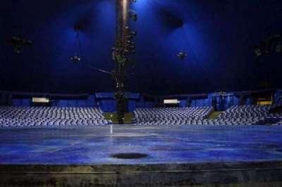 Cirque Du Soleil - Luzia, vak: 103, rij: AA, stoel: 1