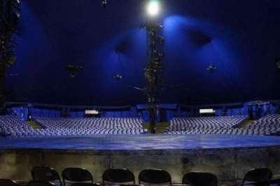 Cirque Du Soleil - Luzia, vak: 103, rij: C, stoel: 26