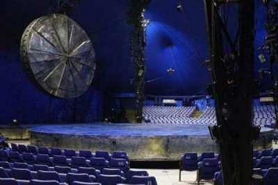 Cirque Du Soleil - Luzia, vak: 103, rij: F, stoel: 1