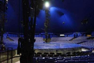 Cirque Du Soleil - Luzia, vak: 103, rij: G, stoel: 36