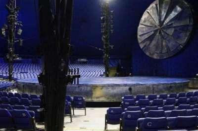 Cirque Du Soleil - Luzia, vak: 104, rij: F, stoel: 1