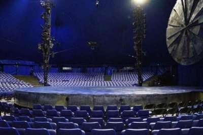 Cirque Du Soleil - Luzia, vak: 104, rij: F, stoel: 14