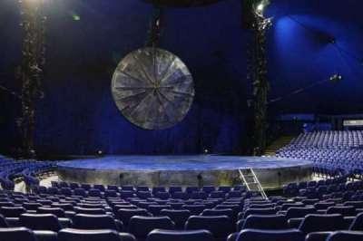 Cirque Du Soleil - Luzia, vak: 200, rij: H, stoel: 1